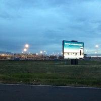 Photo taken at Terminal 2B by Kovács L. on 10/28/2012