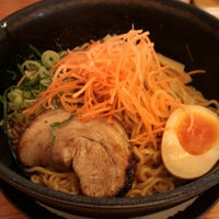 Photo taken at らうめん 蔵 by Msts I. on 4/16/2013
