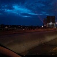 Photo taken at Casco Bay Bridge by Rob S. on 6/25/2013