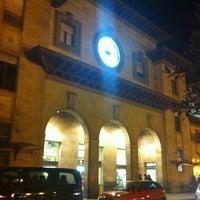 Photo taken at Estación de Oviedo by Cesar L. on 12/19/2012