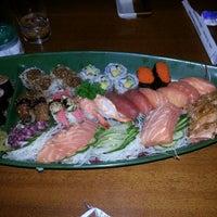 Photo taken at Deusimar Sushi by Paulo D. on 6/6/2013