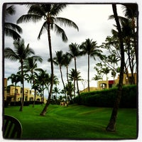Photo taken at The Palms At Wailea by Dave B. on 12/26/2012