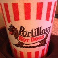 Photo taken at Portillo's Hot Dogs by nikki m. on 2/15/2013