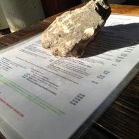 Photo taken at Donkey Diner by diane q. on 12/28/2012