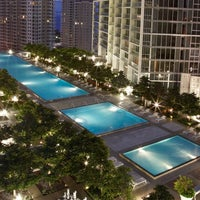 Photo taken at W Miami by HotelPORT on 8/6/2013