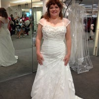Photo taken at David's Bridal by Veronica B. on 9/15/2013