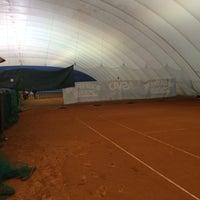 Photo taken at ASVÖ-Wien Sportanlage Speising by Oliver F. on 1/13/2014