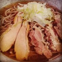 Photo taken at 冷たい肉そば専門店かほく by ヤワ ら. on 9/14/2012