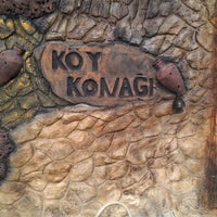 Photo taken at Köy Konağı by Sinem S. on 10/28/2012