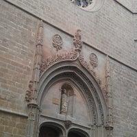 Photo taken at Església de Sant Nicolau by Sergej on 10/3/2013