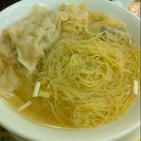 Photo taken at Mak's Noodle by cynthia p. on 12/28/2012