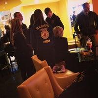 Photo taken at Chicago Marriott Schaumburg by Allan L. on 1/25/2013