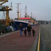 Photo taken at Jachthaven Scheveningen by Harrie L. on 10/21/2012