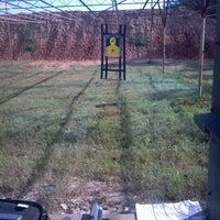 Photo taken at Thunder Gun Range by Paul R. on 10/20/2012