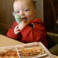 Photo taken at Perkins Restaurant & Bakery by Rachael J. on 10/20/2012