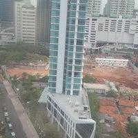 Photo taken at Direktorat Jenderal Administrasi Hukum Umum Kementerian Hukum dan HAM RI by Nurhendro P. on 10/19/2015