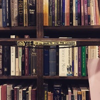 Photo taken at Owl & Company Bookstore by Winnie L. on 2/21/2015