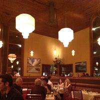 Photo taken at Terrapin Restaurant, Bistro & Bar by Said M. on 4/14/2013
