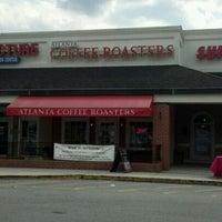 Photo taken at atlanta coffee roasters by Benjamin C. on 9/15/2012