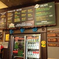 Photo taken at Potbelly Sandwich Shop by Aprendiz d. on 12/15/2013