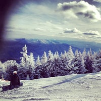 Photo taken at Whiteface Mountain by Dondy R. on 2/16/2013