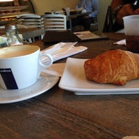 Photo taken at La boulangerie by Fabiana L. on 6/5/2014