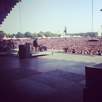 Photo taken at Orange Stage by Sam . on 7/7/2013
