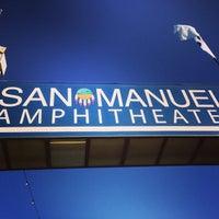 Photo taken at San Manuel Amphitheater by Kristin L. on 6/3/2013