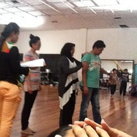 Photo taken at Ballet studio level 4 by Markyong A. on 10/22/2012