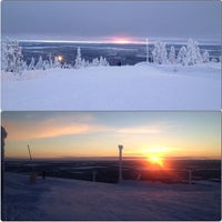 Photo taken at Levi Ski Resort by Anton R. on 1/4/2013