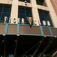 Photo taken at Tiger Club by John M. on 9/24/2012