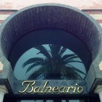 Photo taken at Balneario de Solares by Viaja en mi Mochila . com on 2/23/2013