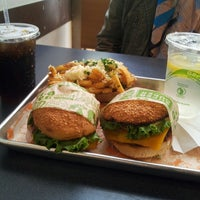 Photo taken at Super Duper Burger by Green K. on 7/15/2013