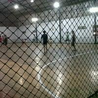 Photo taken at Arena Futsal by Paramuditha S. on 5/8/2013