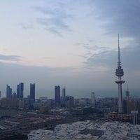 Photo taken at Burj Jassem   برج جاسم by Abdulrahman A. on 12/20/2012