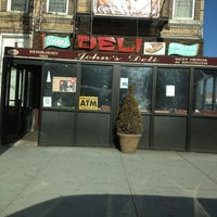 Photo taken at The Original John's Deli by Naomi P. on 3/30/2013