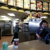 Photo taken at Taco Bell by Pisa H. on 12/23/2012