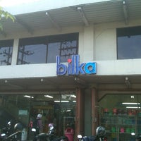 Photo taken at bilka by Rizky R. on 5/9/2013