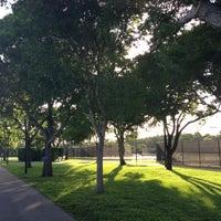Photo taken at Crandon Tennis Center by John N. on 5/14/2013