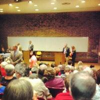 Photo taken at Knauss Hall by Joe S. on 10/8/2012
