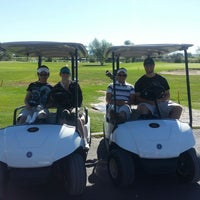 Photo taken at Headwaters Golf Course by Daniel T. on 7/26/2014