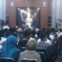 Photo taken at Pendopo Kabupaten Purwakarta by hendriyvialli @. on 7/14/2013