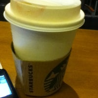 Photo taken at Starbucks Coffee by desi marie s. on 5/10/2013