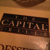 Photo taken at The Capital Grille by John C. on 6/26/2013