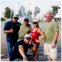 Photo taken at National Orange Show Events Center by Arnel B. on 8/1/2016