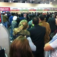 Photo taken at Terminal C by Felipe B. on 12/15/2012