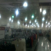 Photo taken at Burlington Coat Factory by Vamshi G. on 11/4/2012