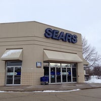 Photo taken at Sears by Lina on 1/26/2014