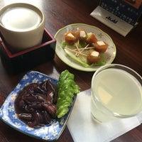 Photo taken at 蔵元豊祝 大和西大寺店 by みど(ΦoΦ*)π~ニャ~♪ on 7/18/2016