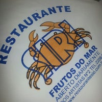 Photo taken at Restaurante Siri - Tijuca by Daniele M. on 3/17/2013